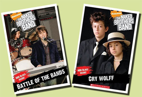 NBB Book covers