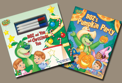 boz books