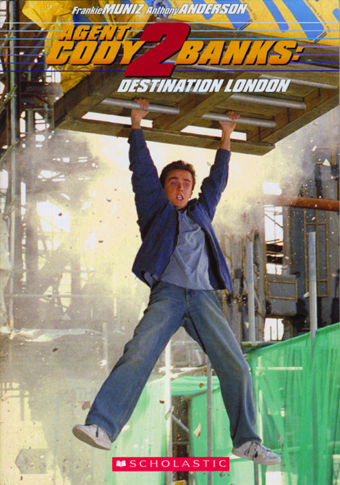 Watch Agent Cody Banks 2: Destination London (2004) Full