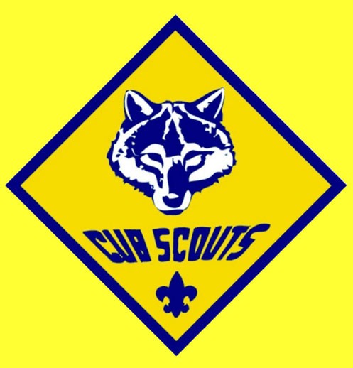 tonight i performed at the blue and gold banquet for cub scout pack