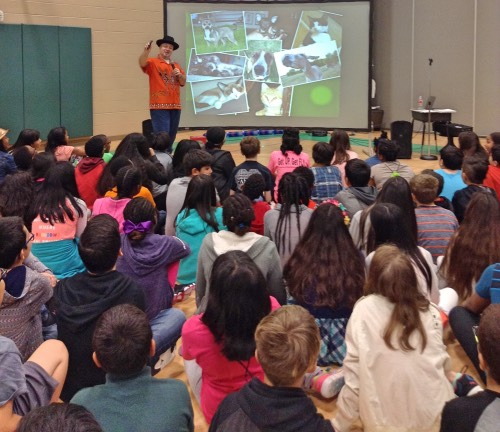 Two Schools Near Houston – Michael Anthony Steele